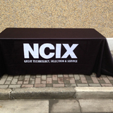 trade show 8ft tablecloths