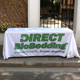 trade show 6ft table covers