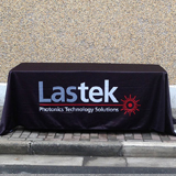 trade show 4ft tablecloths