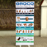 pull up banner for sale